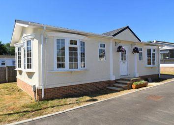 Thumbnail 2 bed mobile/park home for sale in Sandy Lane, Farnborough