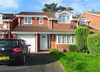 Thumbnail 4 bed detached house to rent in Montville Drive, Stafford
