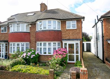 Thumbnail 3 bed end terrace house for sale in Court Way, Twickenham
