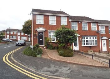 Thumbnail 2 bedroom end terrace house for sale in High Street, Coleshill, West Midlands