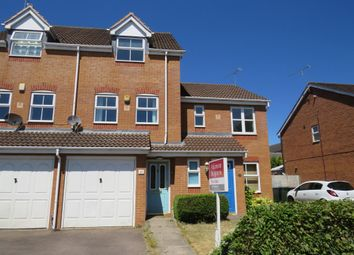 Thumbnail 2 bed town house for sale in Fow Oak, Coventry