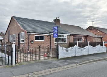 Thumbnail 2 bed semi-detached bungalow for sale in Launceston Road, Hindley Green, Wigan