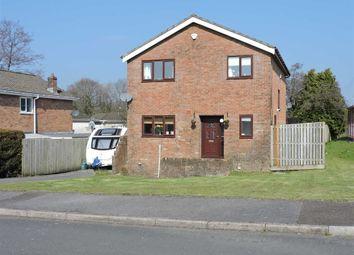 Thumbnail 4 bed detached house for sale in Derwen Fawr, Llandybie, Ammanford