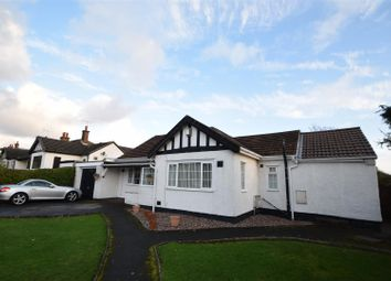 Thumbnail 2 bed detached bungalow for sale in Seabank Road, Heswall, Wirral