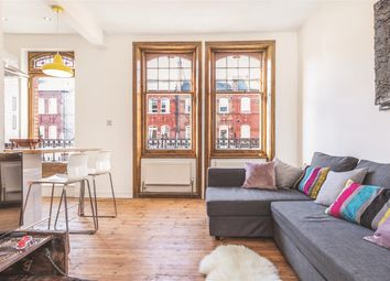 Thumbnail 1 bed flat for sale in Stonor Road, London