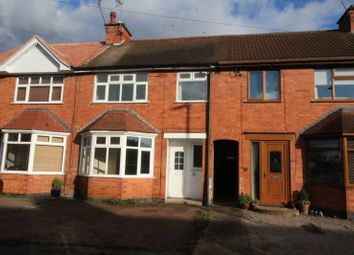 3 bed terraced house for sale in Burleigh Road, Hinckley, Leicestershire LE10