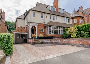 Thumbnail 5 bed semi-detached house for sale in Bishops Road, Sutton Coldfield