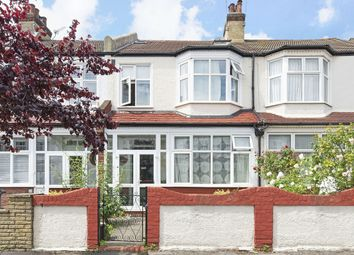 4 bed terraced house for sale in Abbott Avenue, London SW20