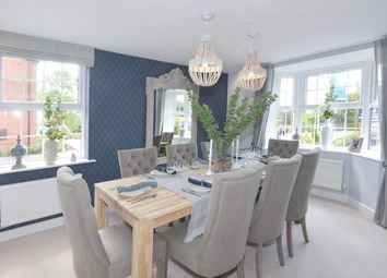 """Thumbnail 5 bedroom detached house for sale in """"Henley"""" at Nottingham Road, Barrow Upon Soar, Loughborough"""