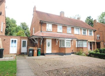 Thumbnail 4 bed semi-detached house to rent in Gallows Hill, Kings Langley