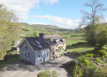 Thumbnail 2 bed detached house for sale in The Glyn, Cwm Nant Y Meichiaid, Llanfyllin, Powys