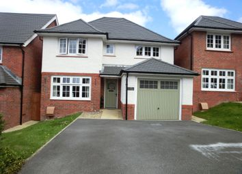 Thumbnail 4 bedroom detached house for sale in Bryn Morgrug, Alltwen, Pontardawe, Swansea