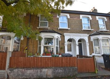 Thumbnail 3 bed terraced house for sale in Leyton Park Road, London
