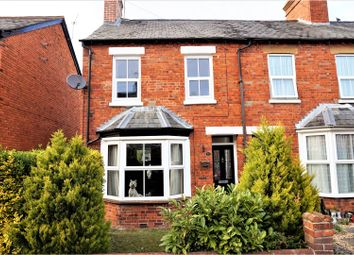Thumbnail 2 bed end terrace house for sale in Stanley Road, Newbury