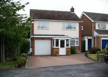 Thumbnail 3 bed detached house to rent in Kittoe Road, Four Oaks, Sutton Coldfield
