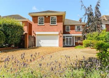 Thumbnail 4 bed detached house for sale in Mirfield Road, Solihull