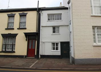 Thumbnail 2 bedroom terraced house for sale in Monk Street, Monmouth