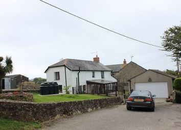 Thumbnail 3 bed cottage for sale in Boswinger, St. Austell