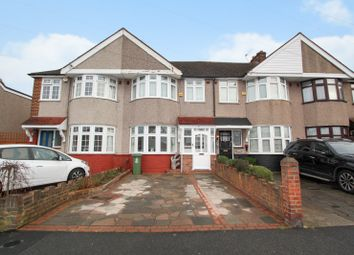 Thumbnail 3 bed terraced house for sale in Dorchester Avenue, Bexley