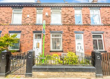 Thumbnail 3 bed terraced house for sale in Ainsworth Road, Radcliffe, Manchester
