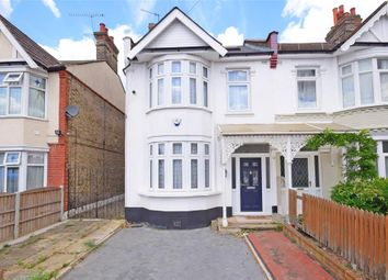 Thumbnail 4 bed end terrace house for sale in Montreal Road, Ilford, Essex