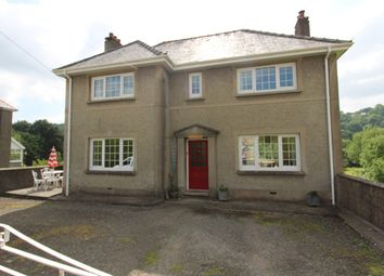 Thumbnail 3 bed detached house for sale in New Road, Llandysul