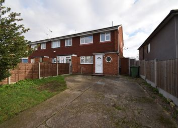 Thumbnail 3 bed end terrace house for sale in Nuxley Road, Belvedere