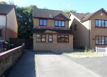 Thumbnail 3 bedroom detached house to rent in Heol Maes Yr Haf, Pencoed, Bridgend
