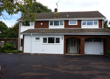 Thumbnail 4 bed detached house for sale in Ambleside, Primrose Green, Raglan