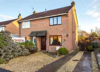 Thumbnail 2 bed semi-detached house to rent in Pinewood Drive, Camblesforth, Selby