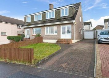 Thumbnail 3 bed semi-detached house for sale in Kirkwall Avenue, Blantyre, Glasgow, South Lanarkshire