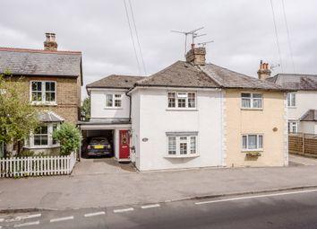 Thumbnail 4 bed cottage for sale in Stortford Road, Hatfield Heath, Bishop's Stortford