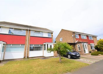 Thumbnail 3 bed semi-detached house for sale in Baldoon Sands, Acklam, Middlesbrough