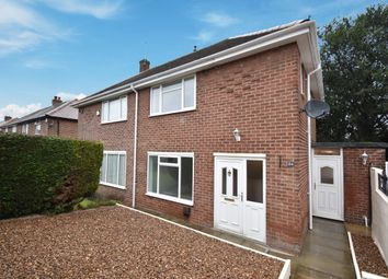 Thumbnail 2 bed semi-detached house for sale in Kingsway, Garforth, Leeds