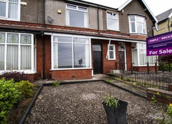 Thumbnail 3 bed terraced house for sale in Bury New Road, Bolton