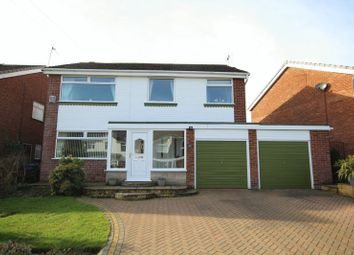 Thumbnail 4 bed detached house for sale in Wordsworth Way, Bamford, Rochdale