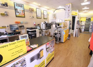 Thumbnail Retail premises for sale in Fleet Street, Torquay