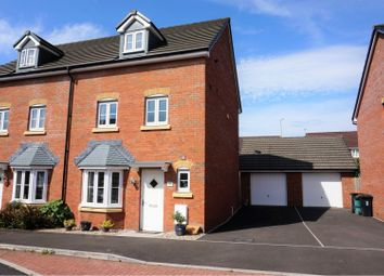 Thumbnail 4 bed semi-detached house for sale in Maplewood, Newport