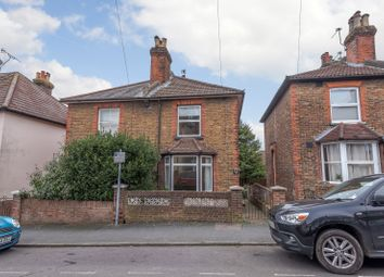 Thumbnail 3 bed semi-detached house for sale in Denzil Road, Guildford