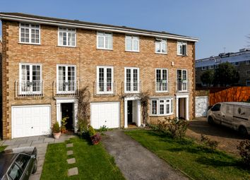 Thumbnail 4 bed town house to rent in Selsdon Close, Surbiton
