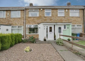 Thumbnail 3 bedroom terraced house for sale in Hazelbarrow Drive, Willerby, Hull