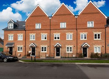 Thumbnail 4 bed town house for sale in Ellis Road, Broadbridge Heath, Horsham