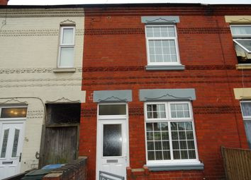 Thumbnail Terraced house for sale in Heath Road, Stoke, Coventry
