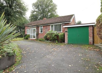 Thumbnail 3 bed bungalow for sale in Bollinbarn, Macclesfield