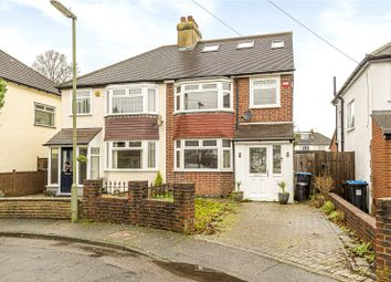 Thumbnail 3 bed semi-detached house for sale in Fulford Road, Caterham