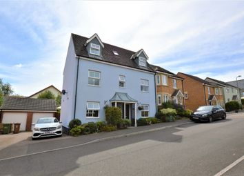 Thumbnail 4 bed detached house for sale in Griffin Drive, Penallta, Hengoed
