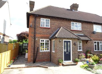 Thumbnail 3 bedroom semi-detached house for sale in Victory Park Road, Addlestone