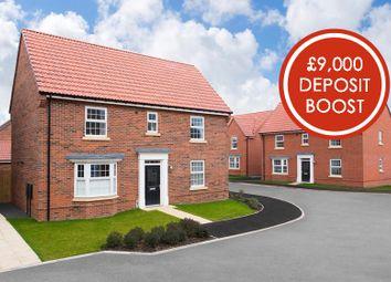 "Thumbnail 4 bedroom detached house for sale in ""Bradgate"" at Hurst Lane, Auckley, Doncaster"