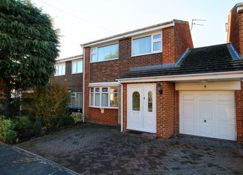 Thumbnail 3 bed semi-detached house for sale in Stanhope Close, Newton Hall, Durham