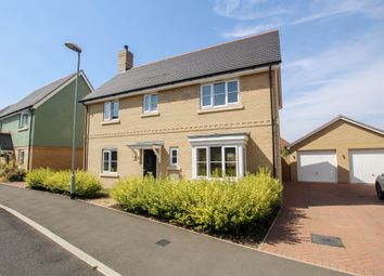 Thumbnail 3 bed detached house for sale in Burns Way, Thaxted, Dunmow